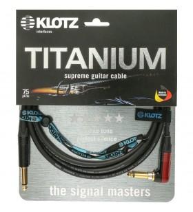 Titanium Gitaar kabel 6 m....