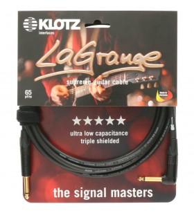 LaGrange Gitaar kabel 3...