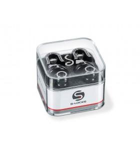 S-Locks Black Chrome