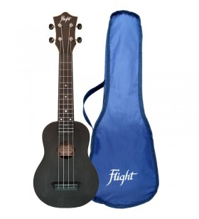 TUS35 ABS Travel Ukulele zwart